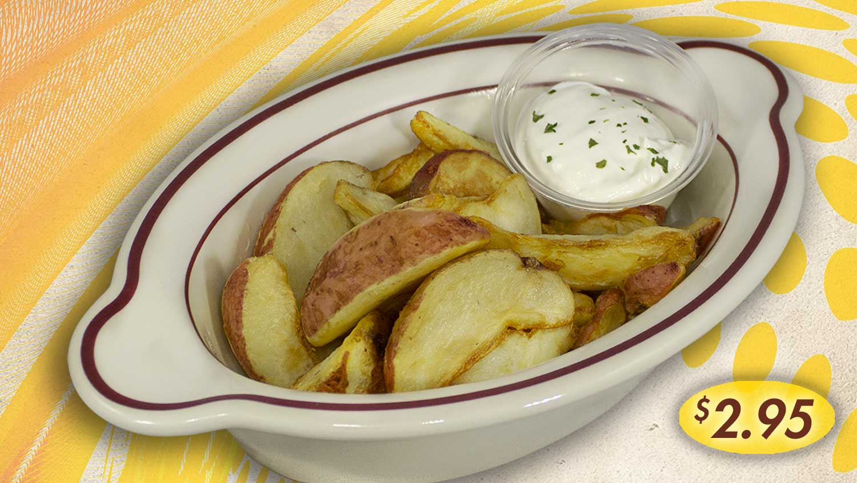 Rockne S Side Dish Menu Casual Dining Restaurant