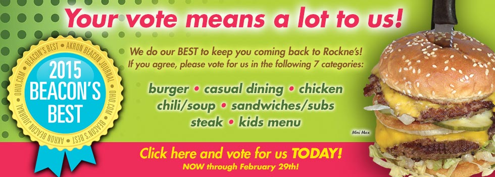 Your vote for Beacon's Best means a lot to us!